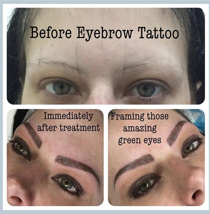 Semi Permanent Makeup Bromley Beckenham & West Wickham - Permanent