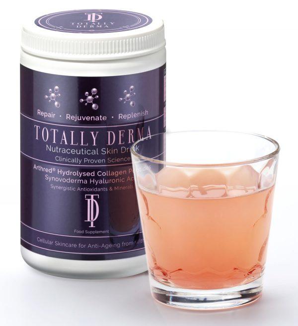 Totally Derma Nutraceutical Collagen Drink