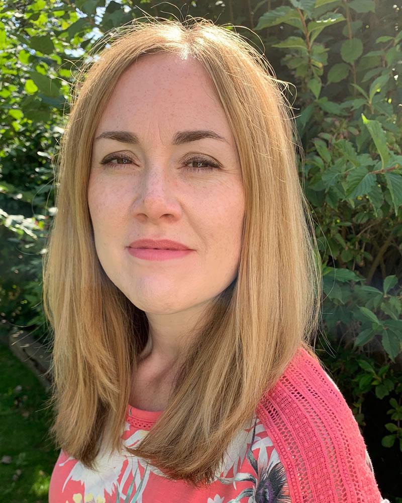 Joanna Robinson MBACP profile